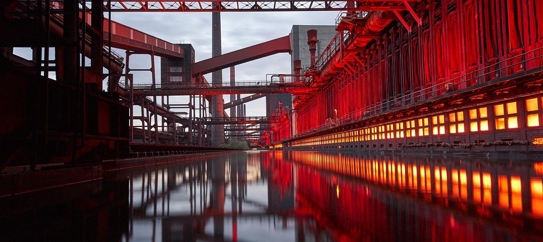 Escort Städte Atlas Essen - Zeche Zollverein